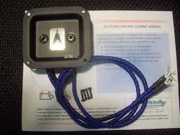 2×12 hd stereo mono combo wiring harness