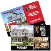 keller williams door hangers. 33 touch campaign ideas · keller williams just listed postcards door hangers