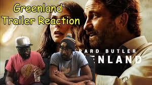 GREENLAND trailer Reaction - YouTube
