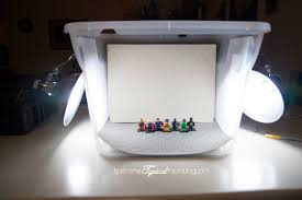 diy light box tutorial for bloggers photography by tips from a typical mom