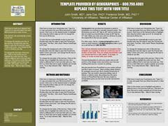 poster format powerpoint free powerpoint research poster templates genigraphics