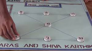Prime Number Game Maths Project