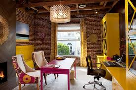colorful contemporary modern industrial. A Colorful Blend Of Contemporary And Eclectic Styles Modern Industrial