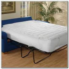 chair fancy sleeper sofa mattress topper 8 best pad contemporary on furniture intended design bed cover