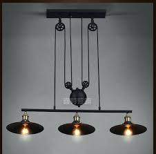 inexpensive modern lighting. Inexpensive Modern Lighting Fixtures Industrial Pendant Lamp Lights Loft Pulley Adjustable Retractable Coffee Light . B