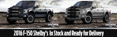 Ford Shelby F-150 | Capital Ford Raleigh, NC