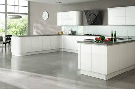 Cream Gloss Kitchen High Gloss White Kitchen Cabinets Perfumevillageus