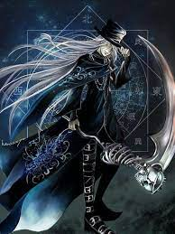 Undertaker boneyard match 24 x 36 framed photo poster. Pin Na Doske Black Butler 3 Kuroshitsuji