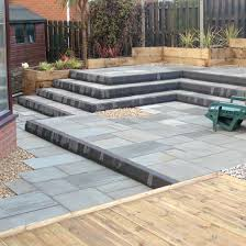 patio slabs. Homeowners, Builders, And Property Owners In Vancouver Island Use Patio Slabs From Central Landscape Supplies Ltd. To Customize The Appearance Of Their