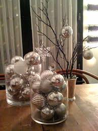 Decorating With Christmas Balls And Vase Alternative Uses for Christmas Tree Ornaments Classy christmas 2