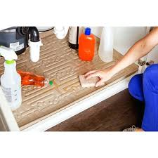 xtreme mats under sink mats under sink mat drip tray liner beige ideas xtreme mats under