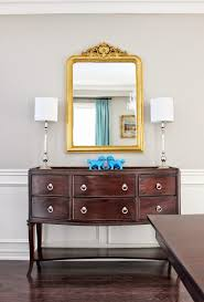 dining room sideboard louis philippe gilt mirror french gold leaf mirror polished nickel buffet ls gany sideboard transitional dining room