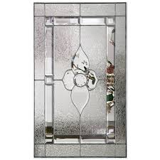 awesome replacement glass for front door b r l cut out la vega interior or exterior installed insert
