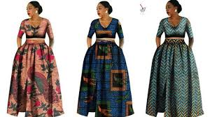 African Dresses 2018 Designs 2018 Hottest Long African Dresses For Lovelies Stunning