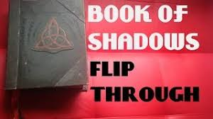 prescott manor book of shadows flip through 2018