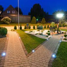 Patio Lights In Ground 14 Outdoor Lighting Trends For 2018 Backyard Patio Patio