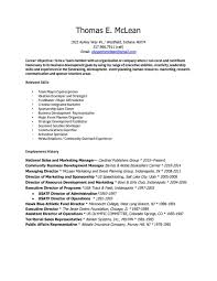 Thomas E Mclean Resume Simplebooklet Com