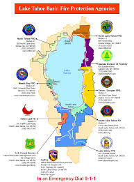 lake tahoe wildfire preparedness month welcome to lake valley South Lake District Map view the fire district map south lake district pasadena