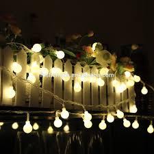 Fiber Optic Blossom Led String Lights Outdoor Solar String Lights Fiber Optic Flower Fairy Lights For Garden 20 Led White Waterproof Light For Party Christmas Wedding View Solar Led