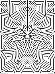 Geometric Pattern Coloring Pages Geometric Patterns Coloring Pages