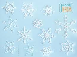 Snowflake Patterns Magnificent 48 Crochet Snowflake Patterns For Holiday Decorating