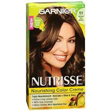 Garnier Nutrisse Haircolor 51 Cool Tea