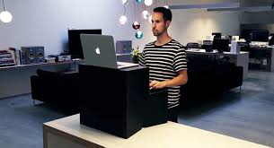 oristand is a portable folding standing desk that costs just 25