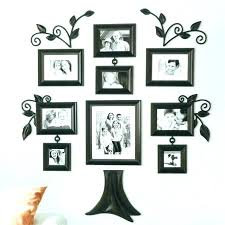 family tree picture frame wall family wall picture frames family wall art picture frames photos ideas family tree picture frame wall