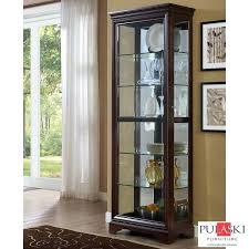 interesting decoration glass display cabinet adjule shelves display cabinet display cabinet with led light adjule glass