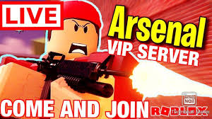 Tons of awesome roblox arsenal wallpapers to download for free. Live Roblox Arsenal Vip Server Come Join Tournament Tomorrow Roadto510 Youtube