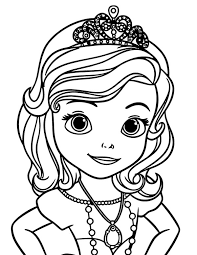 Small Picture Disney Coloring Pages Princess Sofia Book Coloring Disney Coloring