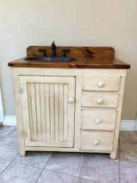 Unique Country Bathroom Vanities