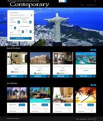 Tourism Web Design Inspiration Travel Website Design Contemporary Quick Travel Affiliate