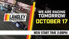 Media posted by Langley Speedway