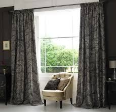 Modern Curtains For Living Room Modern Style Curtains Living Room Home Design Ideas
