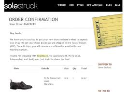Order Confirmation Order Confirmation Email 20 Amazing Templates And Examples