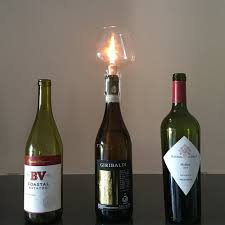Amazon.com: Firefly Wine Bottle Oil Lamp Kit, 3/8