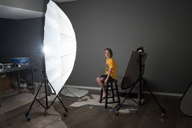 One Light Setup For Photography A Simple One Light Strobe Setup One Light Photography
