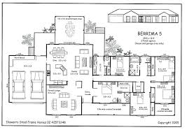 5 bedroom house floor plans beautiful plan in and for
