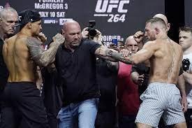 Dustin Poirier vs. Conor McGregor 2021 ...
