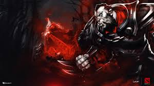 dota2 lycan hd desktop wallpapers 7wallpapers net