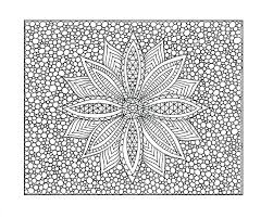 flowers coloring pages free printable archives best of inside ...