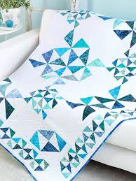 Quick And Easy Quilt Patterns For Beginners Easiest Baby Quilt ... & Triangles In Motion Quilt Pattern Fast Easy Baby Quilt Patterns Quick Baby  Quilts Patterns Fast Easy Adamdwight.com