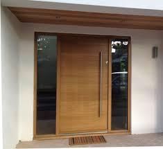 modern front doorsIncredible Contemporary Exterior Doors 17 Best Ideas About Modern