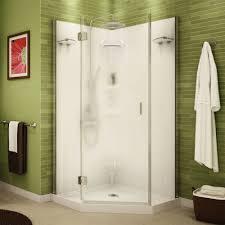 36 x 36 corner shower kit. 105672-000-129-101 shower solution daylight neo angle 36-in corner 36 x kit 4