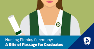 Meaning Of Lamp Lighting In Nursing Nursing Pinning Ceremony A Rite Of Passage For Graduates