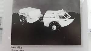 years later biggest question surrounding avro arrow remains among avro s many innovative projects were plans to design a lunar rover pictured above