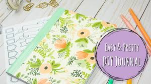 Diy Journal Cover Design Ideas How To Turn A Composition Notebook Into A Stylish Diy
