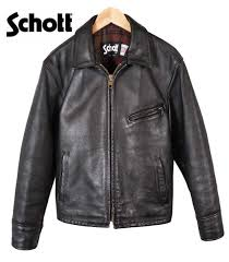 made in usa schott shot tracker jackets leather jackets well check liner