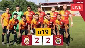📺 🔴 Galatasaray U19-Fenerbahçe U19 - YouTube